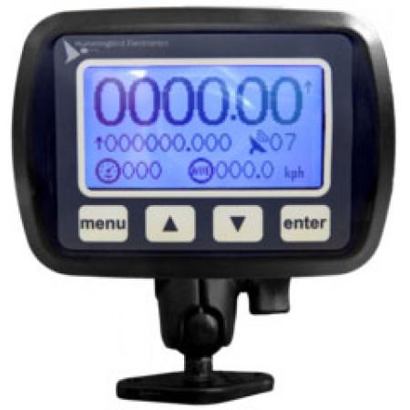 Plug & Play GPS tripmeter